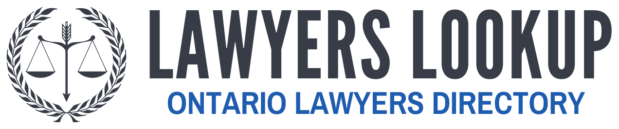 Ontario Lawyers Directory